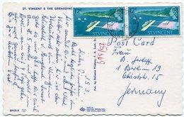 St. Vincent - Postcard - Carte Postale - St.Vincent (1979-...)
