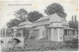 Quatrecht NA1: Entrée Du Château 1912 - Melle
