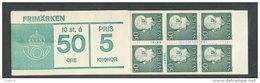 SUEDE 1967 - CARNET  YT C568a - Facit H218 - Neuf ** MNH - Série Courante, Gustave VI - Carnets