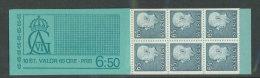 SUEDE 1967 - CARNET  YT C568Ba - Facit H246 - Neuf ** MNH - Série Courante, Gustave VI - Carnets
