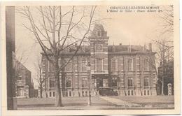 Chapelle-lez-Herlaimont NA13: L'Hôtel De Ville. Place Albert 1er - Chapelle-lez-Herlaimont