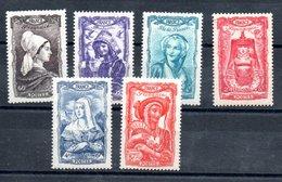 Francs / Série N 953 à 598 / NEUFS ** - France