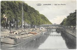 Charleroi NA174: Quai De Flandre ( Péniches ) - Charleroi