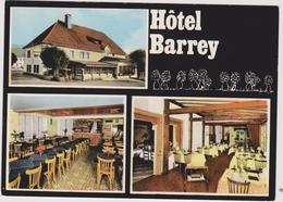 25 Orchamps-vennes Hotel Barrey - France