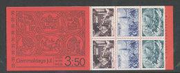 SUEDE 1971 - CARNET  YT C708 - Facit H249 - Neuf ** MNH - Anciennes Traditions Suèdoises De Noël - 1951-80