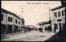 CPA  --  ALBANIE  --  KUJTIM NGA SHQYPENIA  SHKODRA  ANIMEE  902.D - Albanien
