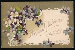 HERLICHEN GLÜCKWUNSCH ZUM NEUEN JAHRE - New Year