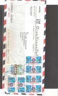 Hotel Cover From Guatemala To Belgium - 1978 (to See) - Guatemala