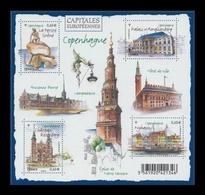 FRANCE 2012 NEUF** BLOC N° F4637 CAPITALES EUROPEENNES COPENHAGUE - Blocs Souvenir