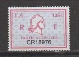 Série Timbres Fiscaux -  1 Timbre Amende Millésime 01 - Revenue Stamps