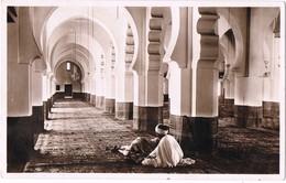 30241. Postal ALGER (Argelia) Interior Gran Mezquita. Mosquée - Argelia