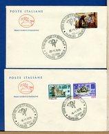 ITALIA - FDC CAVALLINO 1979 -  PRO HANSENIANI - POLIGRAFICO - F.D.C.
