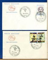 ITALIA - FDC CAVALLINO 1979 -  EINSTEIN - CICLOCROSS - F.D.C.