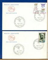 ITALIA - FDC CAVALLINO 1979 -  PALLACANESTRO - ROTARY - F.D.C.