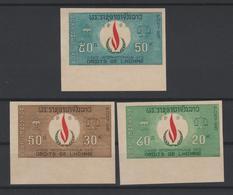 LAOS  1968  NON DENT / IMPERF  HUMAN RIGHTS **MNH  Réf  171 - Laos