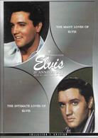 """D-V-D  Elvis Presley  """"  Elvis 25 ème Anniversary  """" - Music On DVD"""
