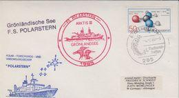 Polarstern 1985 Grönlandsee Cover (41025) - Poolshepen & Ijsbrekers