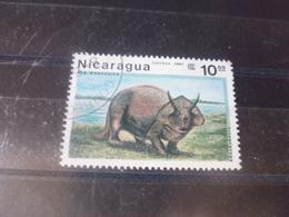 NICARAGUA TIMBRE POSTE  YVERT N° 1468 - Nicaragua