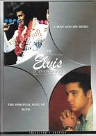"D-V-D  Elvis Presley  ""  Elvis 25 ème Anniversary  "" - DVD Musicales"
