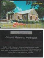 ANTIGUA 18CATC  CARAÏBES  EC$10  CHAPELLE GILBERTS TIR 30M - Antigua And Barbuda