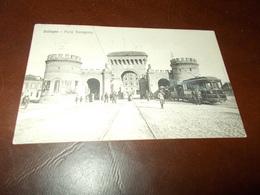 B699  Bologna Porta Saragozza Cm14x9 Viaggiata - Bologna