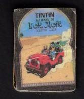 Pin  -   Tintin Au Pays Du L'Or Noir  -  Jeep - Autres