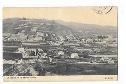 MORNEX Et Le Mont Gosse (cpa 74)   ## Vue RARE ##   -  L 1 - Other Municipalities