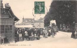 OUISTREHAM - La Gare - Ouistreham