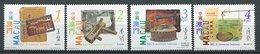 Macao ** N° 1041 à 1044 - Instruments Traditionnels - Prix 2 € + Port - 1999-... Chinese Admnistrative Region