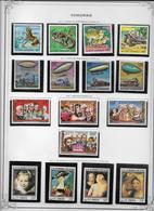 Comores - Collection  Vendue Page Par Page - Timbres Neufs */**/oblitérés - B/TB - Comoros