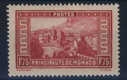 MONACO      N°128  A - Unused Stamps