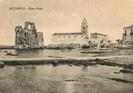 13279302 Acciaroli Ruine Kirche Acciaroli - Italia