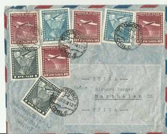 CHIE  CV 1955 - Chile