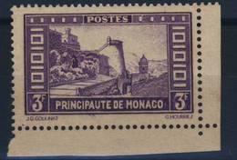 MONACO      N°130 - Unused Stamps