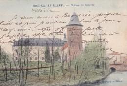 Montigny-le-Tilleul Château De Bomerée Circulée En 1906 - Bélgica