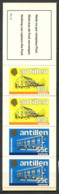 Antilles Néerlandaises 1983 Carnet 100% Neuf ** Construction - Curaçao, Antilles Neérlandaises, Aruba