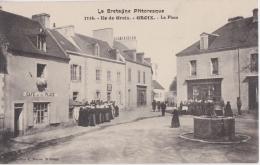 Belle Cpa Ile De Groix - GROIX - La Place (Waron - 7114) - Groix