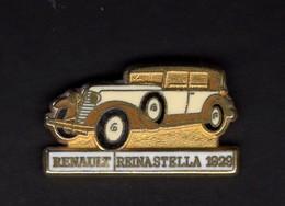 Les Pin's Par Renault  -  Renault Reinastella    -  1929 - Renault