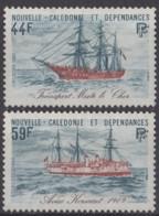 NOUVELLE CALEDONIE - Bateaux 1982 - Nueva Caledonia