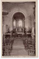 Bussière-Badil (Dordogne)  Intérieur De L'église - France