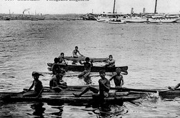 COLOMBO - Plongeurs Cingalais - Sri Lanka (Ceylon)