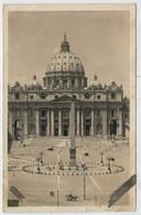 C.P.  PICCOLA    BASILICA  DI S.  PIETRO     1925        (VIAGGIATA) - San Pietro