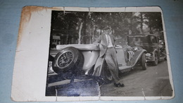 Photo Ancienne Mercedes Benz Ancienne 14x8.5 - Automobiles