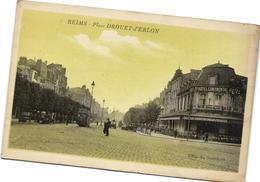 REIMS  PLACE DROUET D ERLON - Reims
