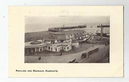 Angleterre Kent Ramsgate Pavillon And Harbour - Ramsgate