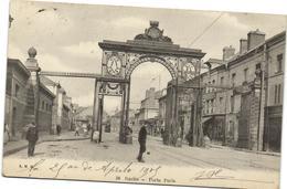 REIMS PORTE DE PARIS - Reims