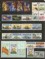 Années Complètes 1988.   23 Timbres + Un B-F Neufs **.   Côte  75,00 Euro - Timbres