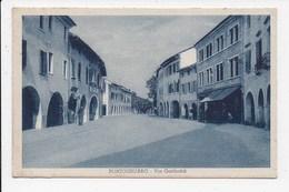 CPA ITALIE PORTOGRUARO Via Garibaldi - Italia