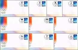 JUEGOS OLIMPICOS SYDNEY 2000 - JUEGOS COMPLETO 28 DEPORTES - Complet Set 28 Sports - Verano 2000: Sydney