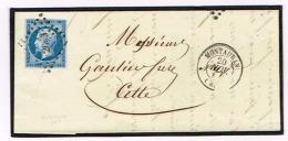 C1-N°14 Montauban TARN-et-GARONNE 85 - 1849-1876: Periodo Classico